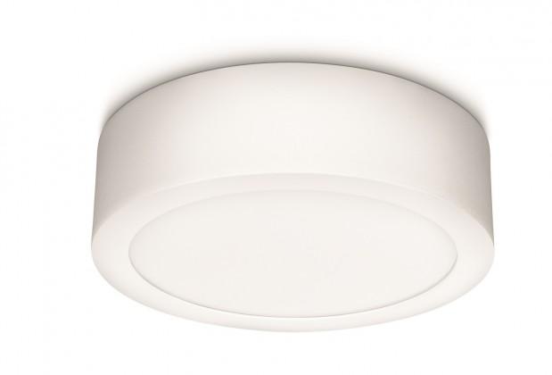 Mambo - Stropné osvetlenie LED, 23,2cm (biela)