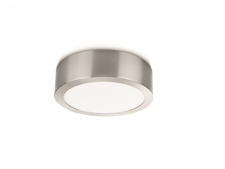 Mambo - Stropné osvetlenie LED, 23,2cm (matný chrom)