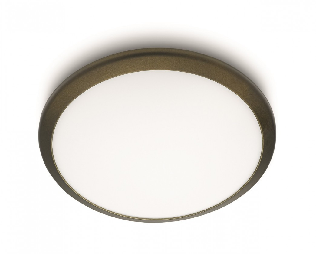 Mambo - Stropné osvetlenie LED, 24,3cm (bronz)