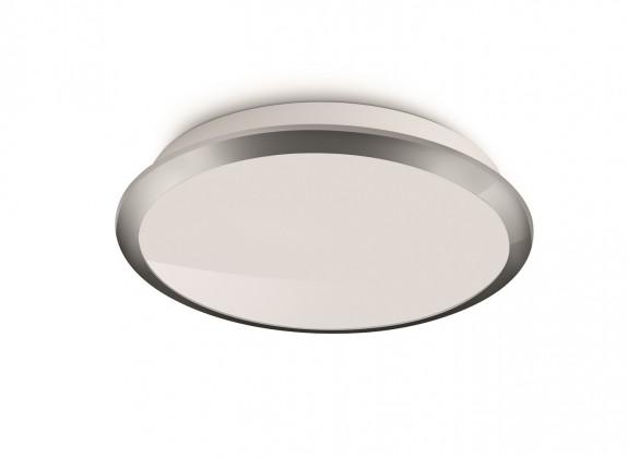 Mambo - Stropné osvetlenie LED, 24,3cm (lesklý chrom)