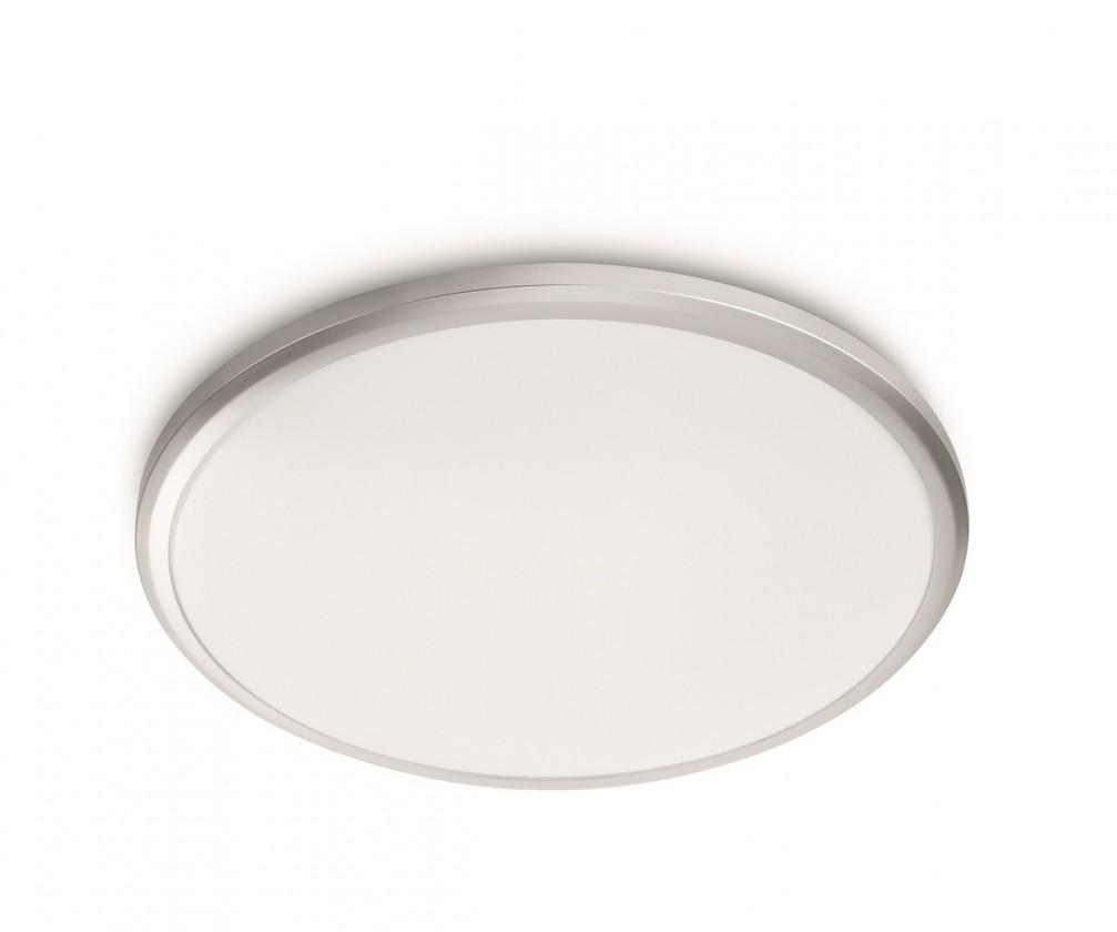 Mambo - Stropné osvetlenie LED, 29cm (biela, šedá)
