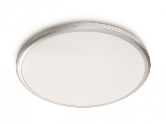 Mambo - Stropné osvetlenie LED, 29x6,6x29 (biela, šedá)