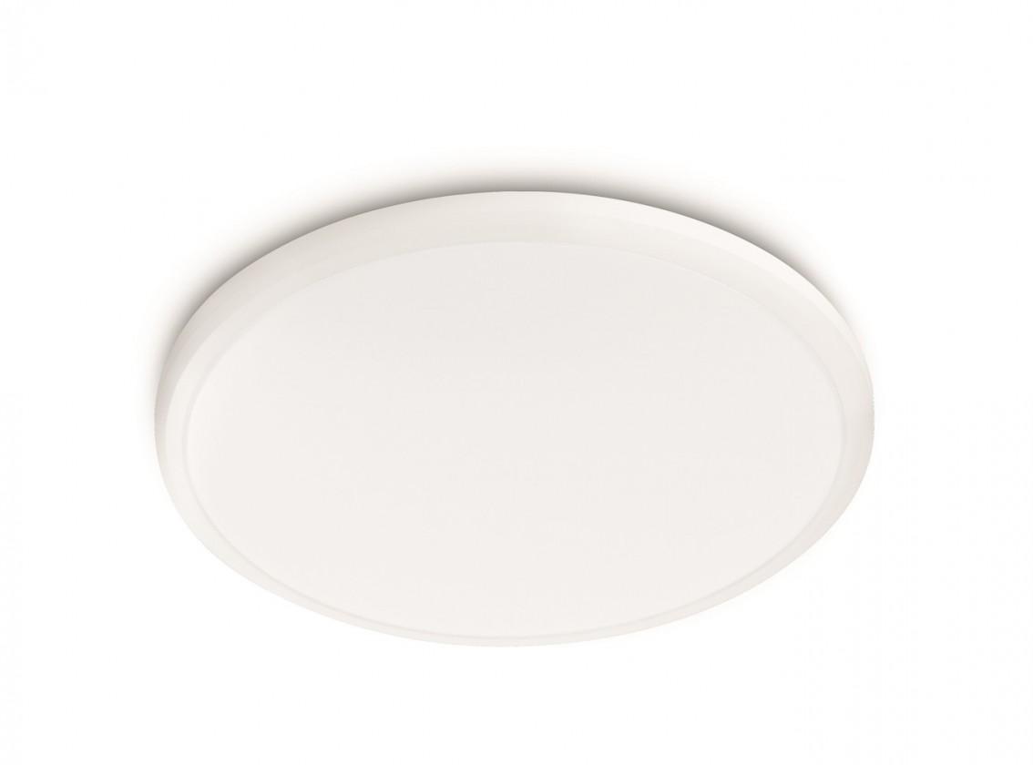 Mambo - Stropné osvetlenie LED, 29x6,6x29 (biela)