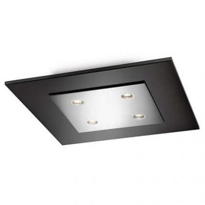 Mambo - Stropné osvetlenie LED, 30cm (lesklý chrom)