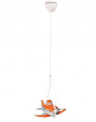 Mambo - Stropné osvetlenie LED, 32cm (oranžová)