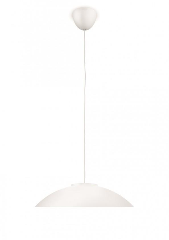 Mambo - Stropné osvetlenie LED, 33,5cm (biela)