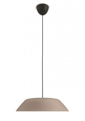 Mambo - Stropné osvetlenie LED, 33,5cm (hnedá)