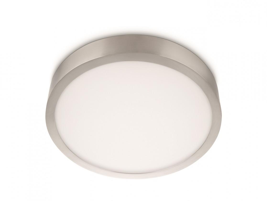 Mambo - Stropné osvetlenie LED, 35,4cm (matný chrom)