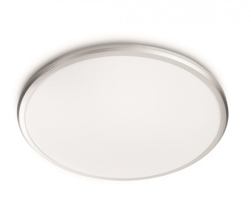 Mambo - Stropné osvetlenie LED, 35cm (šedá, biela)