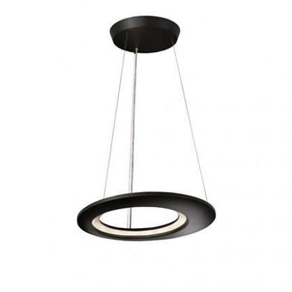Mambo - Stropné osvetlenie LED, 47,5cm (antracit čierna)