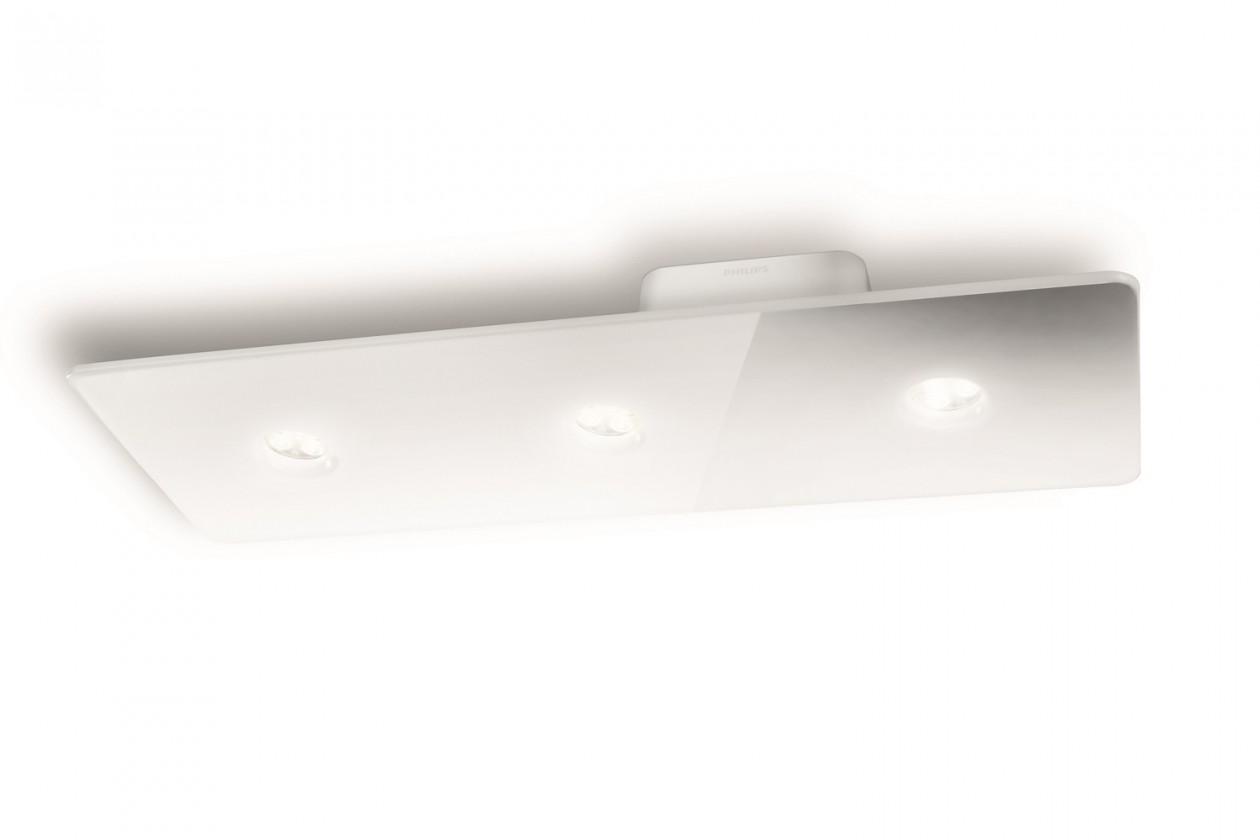 Mambo - Stropné osvetlenie LED, 49cm (biela)