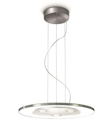 Mambo - Stropné osvetlenie LED, 50cm (hliník)