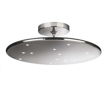 Mambo - Stropné osvetlenie LED, 54,6cm (lesklý chrom)