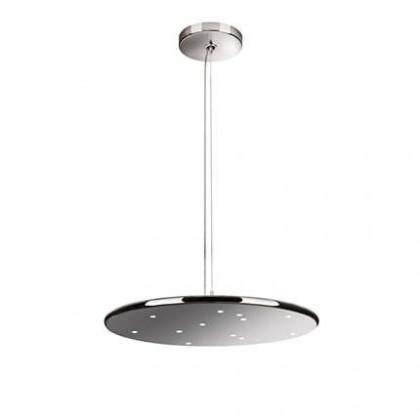 Mambo - Stropné osvetlenie LED, 54,6x250x13,1 (lesklý chrom)