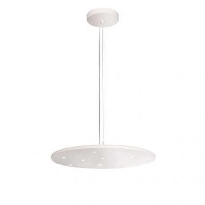 Mambo - Stropné osvetlenie LED, 54,6x250x24,3 (biela)