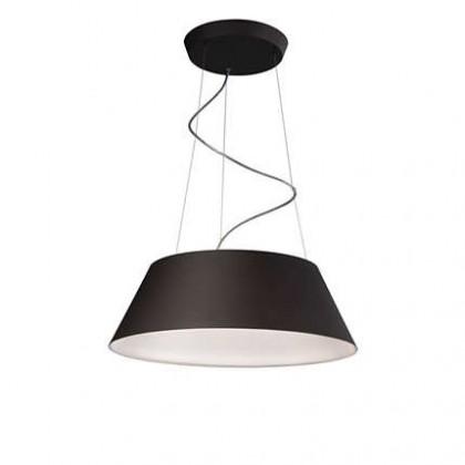 Mambo - Stropné osvetlenie LED, 59,3cm (čierna)