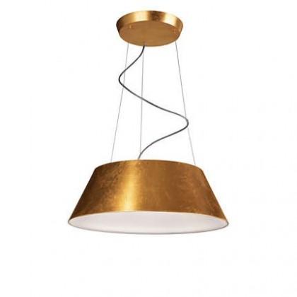 Mambo - Stropné osvetlenie LED, 59,3cm (zlatá)