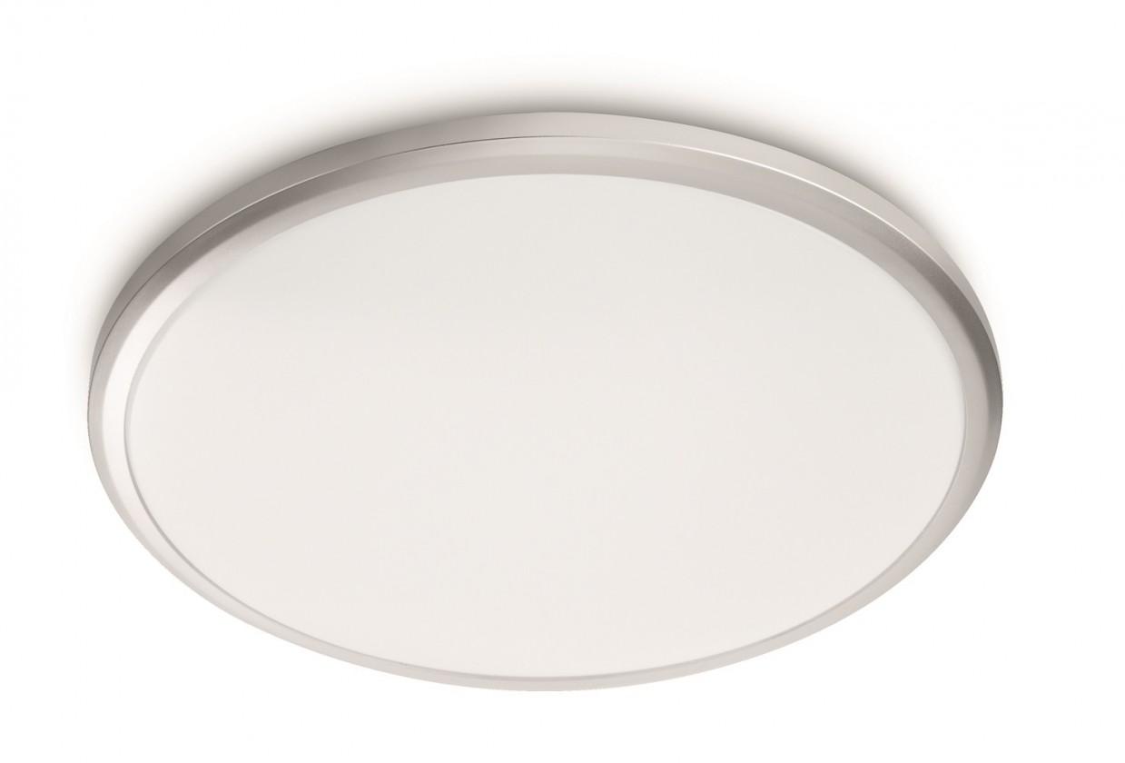 Mambo - Stropné osvetlenie LED, 5cm (šedá)