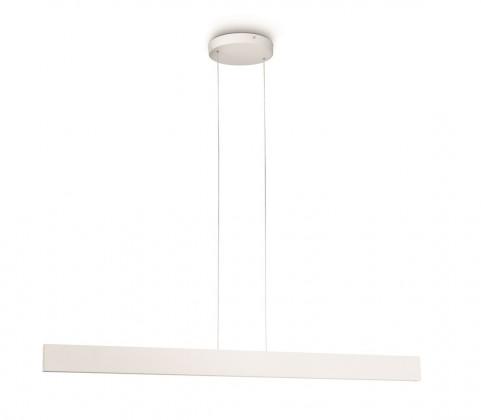 Mambo - Stropné osvetlenie LED, 94,5cm (biela)