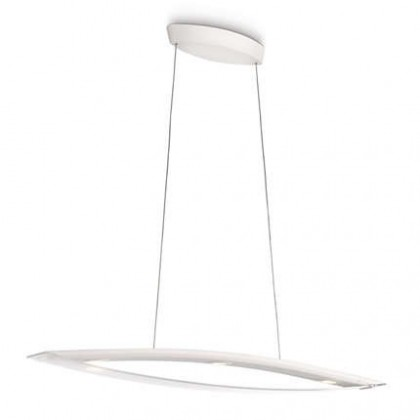 Mambo - Stropné osvetlenie LED, 98,4cm (biela)
