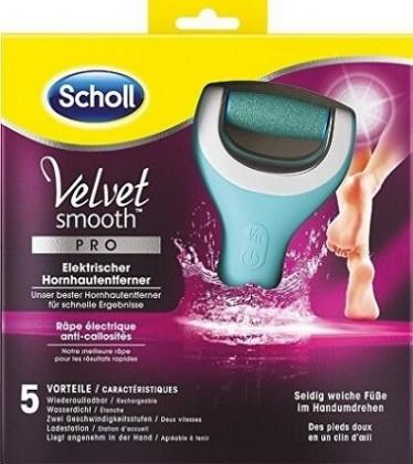 Manikúry / pedikúry Brúska na päty Scholl Velvet Smooth Pro