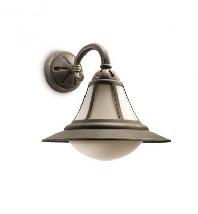Mano - Vonkajšie osvetlenie, 30,6cm (hnedá s bronzovou patinou)