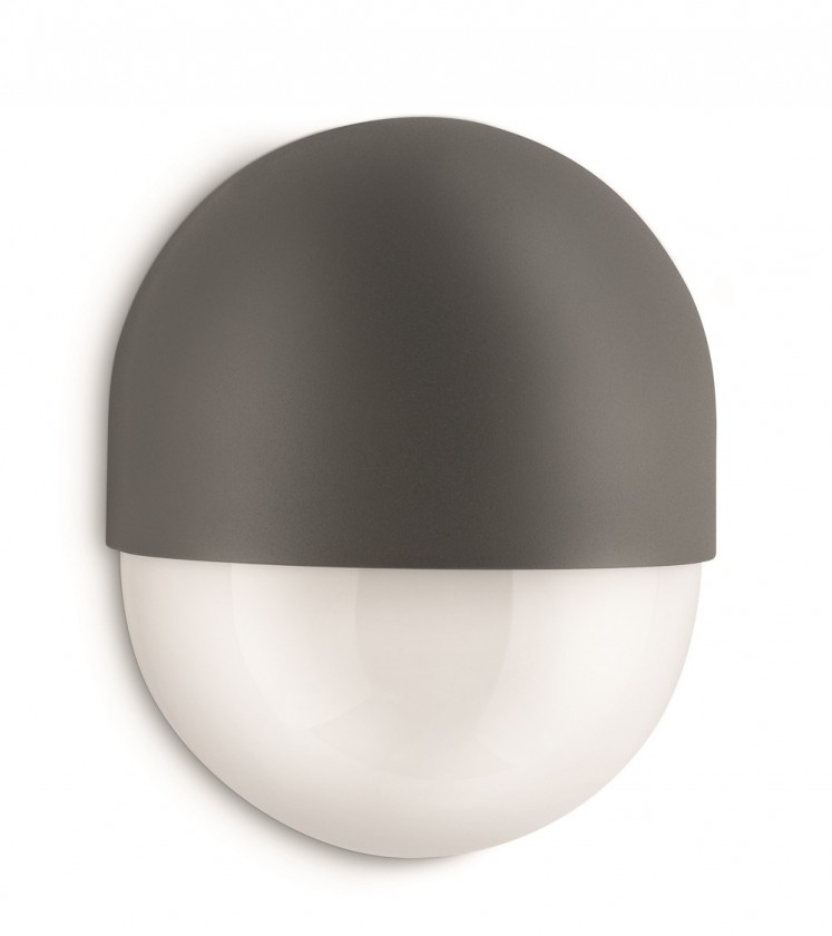 Mano - Vonkajšie osvetlenie E 14, 13,6cm (antracit šedá)