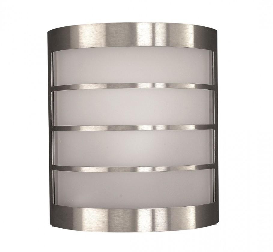 Mano - Vonkajšie osvetlenie E 14, 17,6cm (nerez)