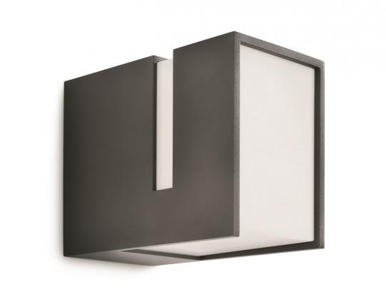 Mano - Vonkajšie osvetlenie E 27, 10,1cm (antracit šedá)