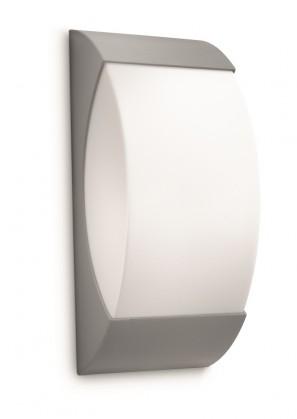 Mano - Vonkajšie osvetlenie E 27, 11,4cm (šedá)