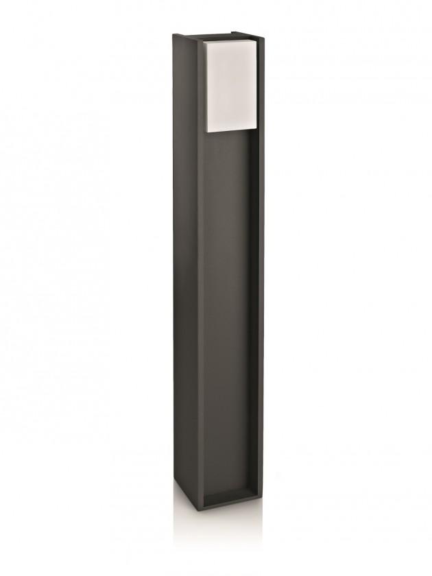 Mano - Vonkajšie osvetlenie E 27, 12,1cm (antracit šedá)