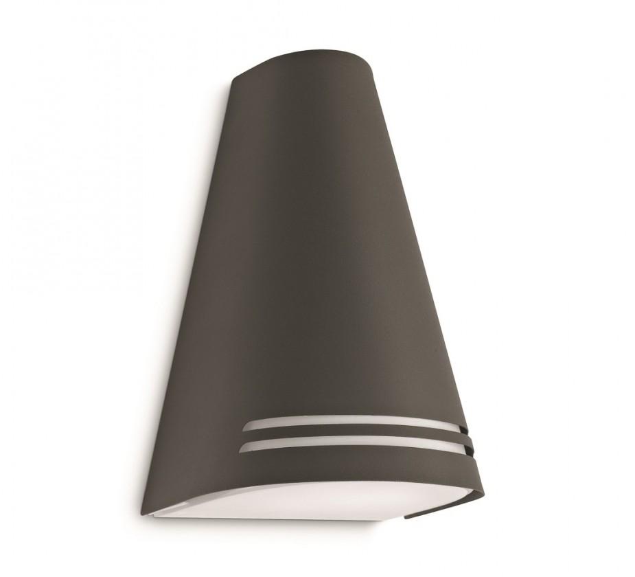 Mano - Vonkajšie osvetlenie E 27, 13,6cm (čierna)