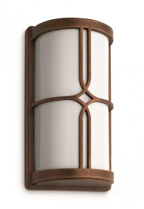 Mano - Vonkajšie osvetlenie E 27, 14,6cm (bronzová patina)