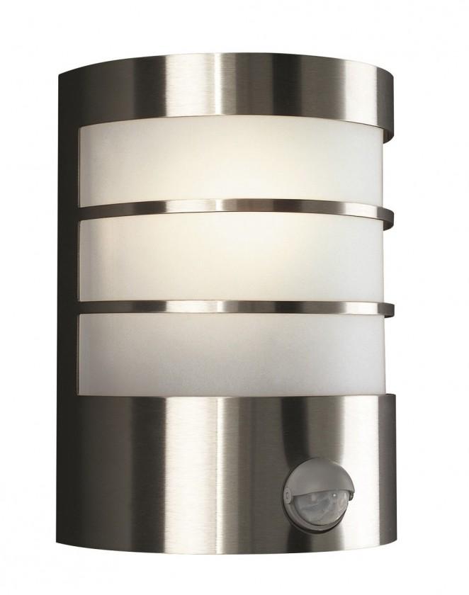 Mano - Vonkajšie osvetlenie E 27, 14cm (šedá)