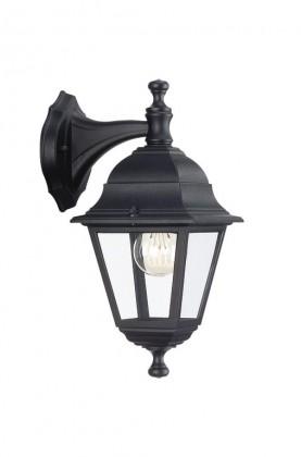Mano - Vonkajšie osvetlenie E 27, 15cm (čierna)