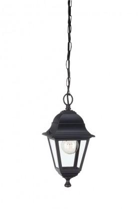 Mano - Vonkajšie osvetlenie E 27, 15x29x15 (čierna)