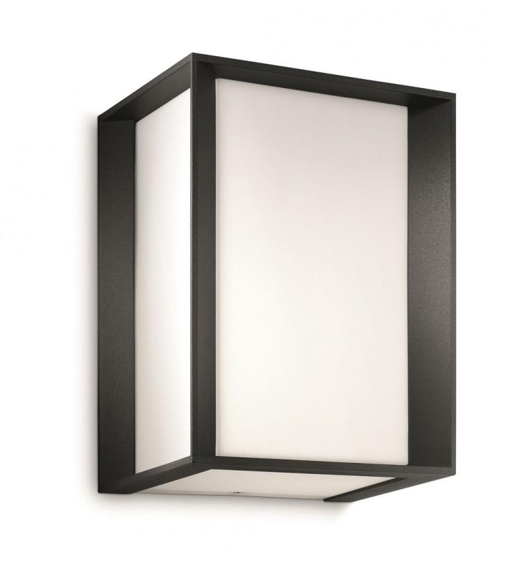 Mano - Vonkajšie osvetlenie E 27, 16,1cm (antracit šedá)