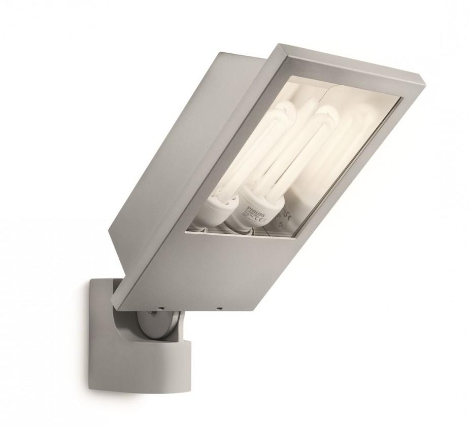 Mano - Vonkajšie osvetlenie E 27, 16,6x40,2x9,8 (šedá)