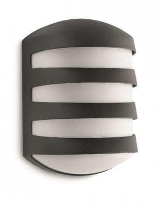 Mano - Vonkajšie osvetlenie E 27, 16,9x25,3x15 (antracit šedá)