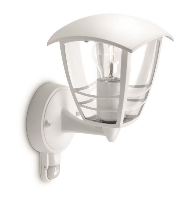 Mano - Vonkajšie osvetlenie E 27, 17,5cm (biela)