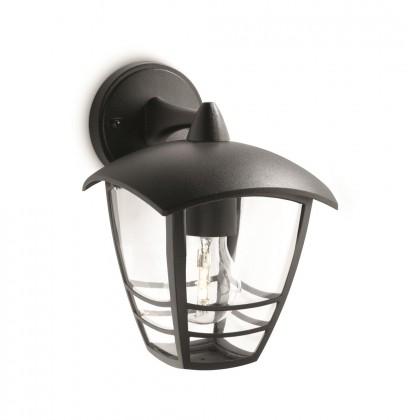Mano - Vonkajšie osvetlenie E 27, 17,5x24x20 (čierna)