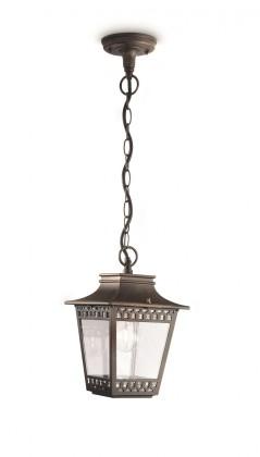 Mano - Vonkajšie osvetlenie E 27, 18cm (rezavá)