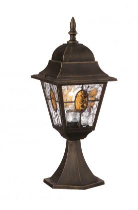 Mano - Vonkajšie osvetlenie E 27, 18x45x18 (bronzová patina)