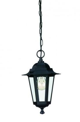 Mano - Vonkajšie osvetlenie E 27, 20,5cm (čierna)