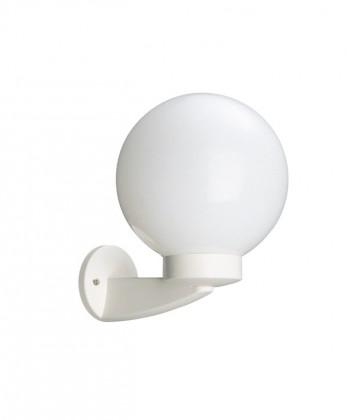 Mano - Vonkajšie osvetlenie E 27, 20cm (biela)
