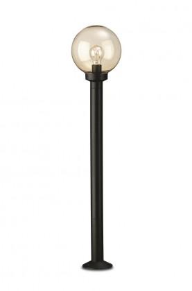 Mano - Vonkajšie osvetlenie E 27, 20cm (čierna)