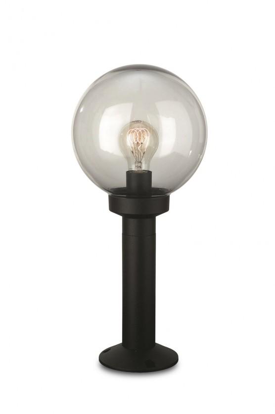 Mano - Vonkajšie osvetlenie E 27, 20x46x20 (čierna)