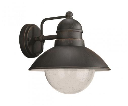 Mano - Vonkajšie osvetlenie E 27, 22,2cm (rezavá)