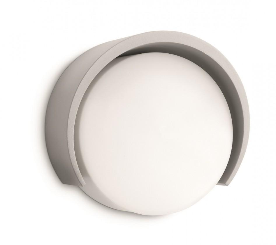 Mano - Vonkajšie osvetlenie E 27, 23,4cm (šedá)