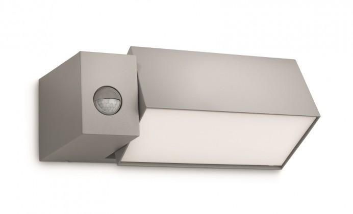 Mano - Vonkajšie osvetlenie E 27, 26,9cm (šedá)